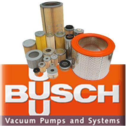 Запасные части для вакуумных насосов  BUSCH